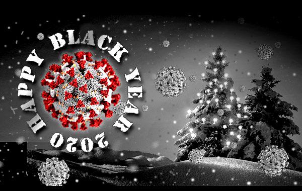 сборник Happy Black Year 2020