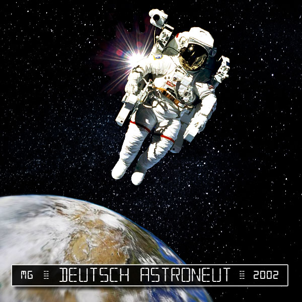 Deutsch Astronaut electronic compilation