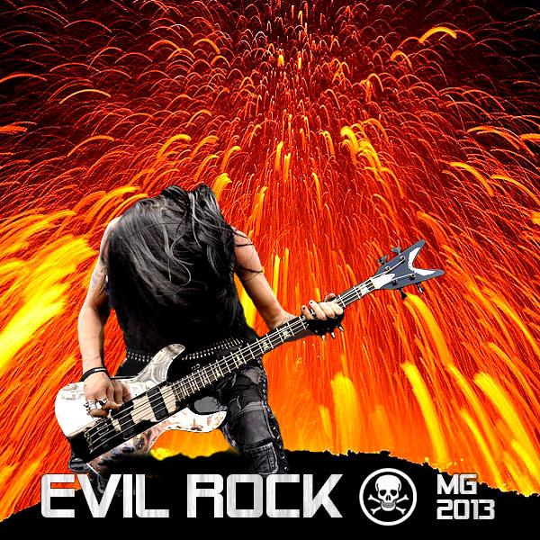 сборник Evil Rock - metal