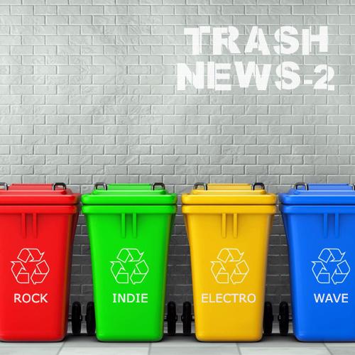 Trash News 2 music compilation