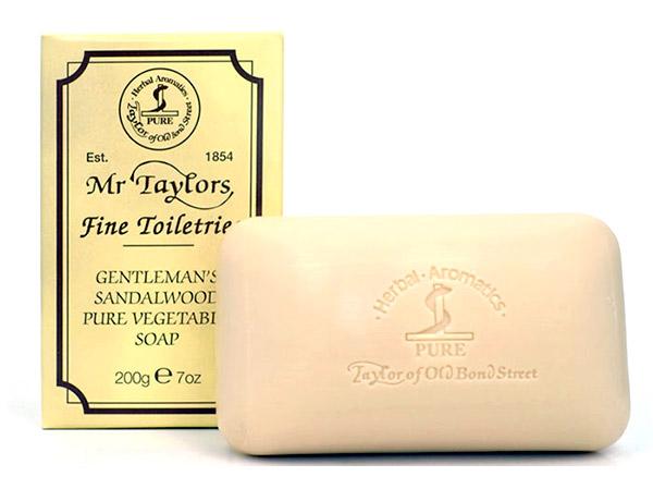 Taylor of Old Bond Street Bath soap